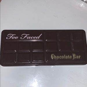 Too faced chocolate bar eyeshadow collection ❤️